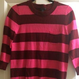 JCrew Tippi Sweater in Stripe